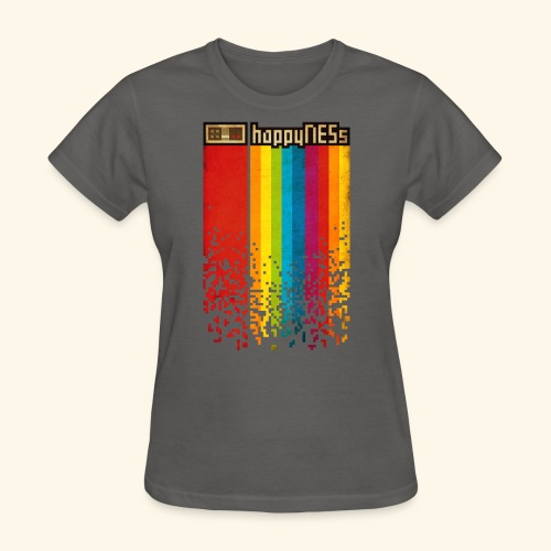 happyNESs - Women's T-Shirt