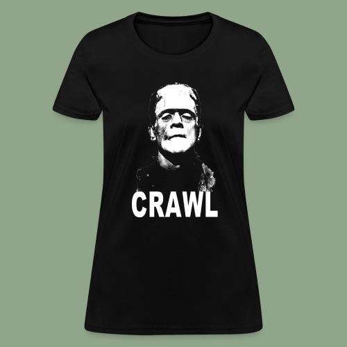 Crawl FrankenCrawl T Shirt - Women's T-Shirt