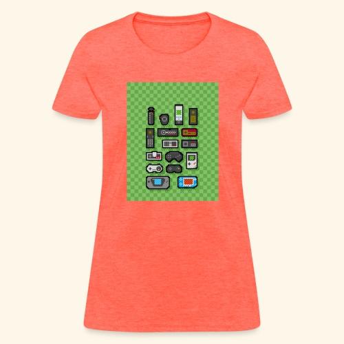 controller handy - Women's T-Shirt