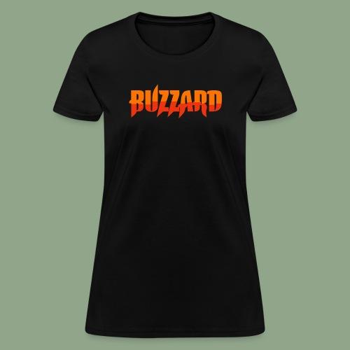 Buzzard Logo - Women's T-Shirt