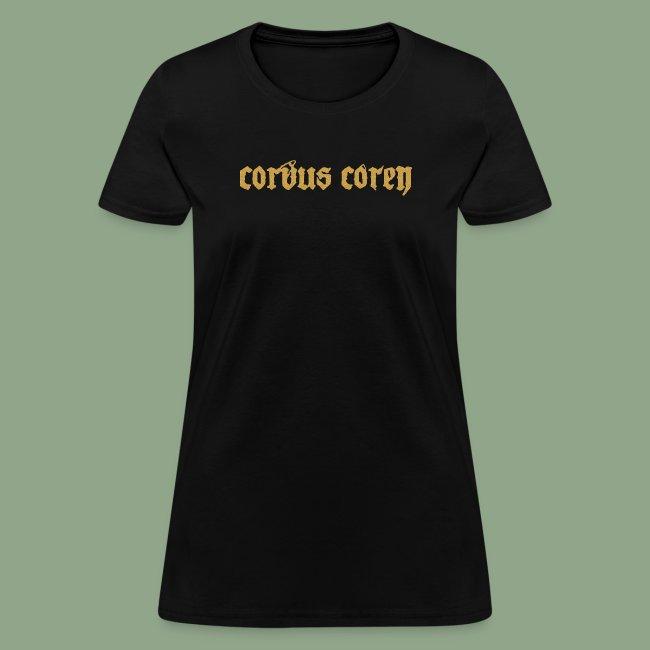 Corvus Coren - Logo #2 T-Shirt