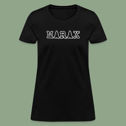 Marax - Logo T-Shirt - Women's T-Shirt