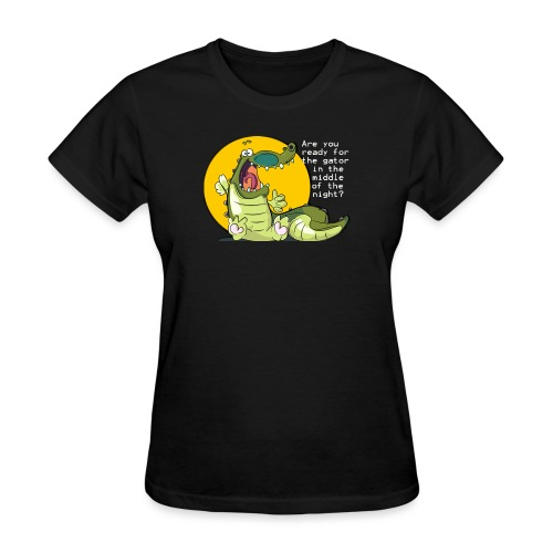 Are you ready4 1 png - Women's T-Shirt
