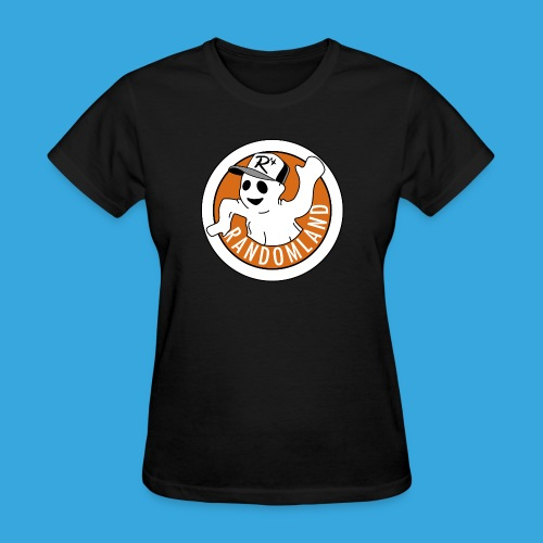 Spoopie The Ghost - Women's T-Shirt