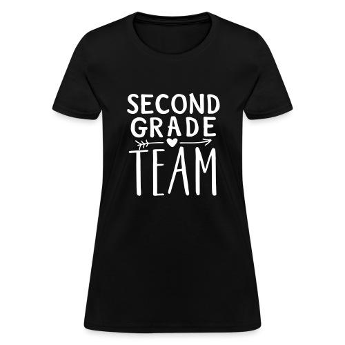 Second Grade Team Teacher T-Shirts - Women's T-Shirt