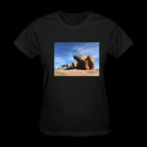 Rock and Roll - Women's T-Shirt