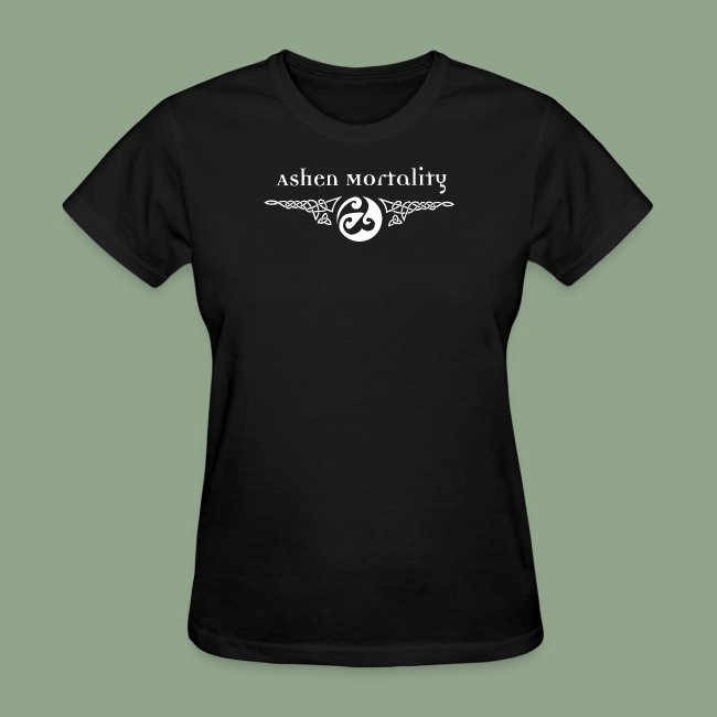 Ashen Mortality - Logo T-Shirt
