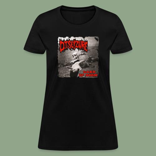 D.T. Seizure - Hand of Doom T-Shirt - Women's T-Shirt