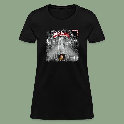 D.T. Seizure - Dead Man's Switch T-Shirt - Women's T-Shirt