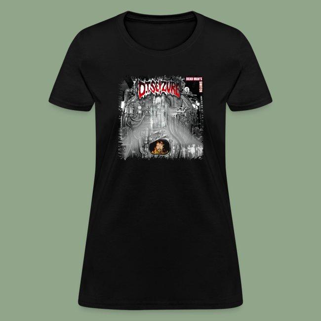 D.T. Seizure - Dead Man's Switch T-Shirt
