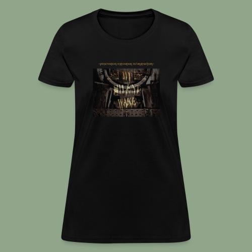 My Silent Wake PRR T Shirt - Women's T-Shirt