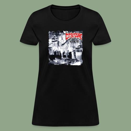 D.T. Seizure - Whipping Post T-Shirt - Women's T-Shirt