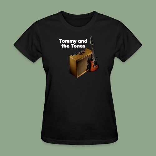 Tommy and the Tones T-Shirt - Women's T-Shirt