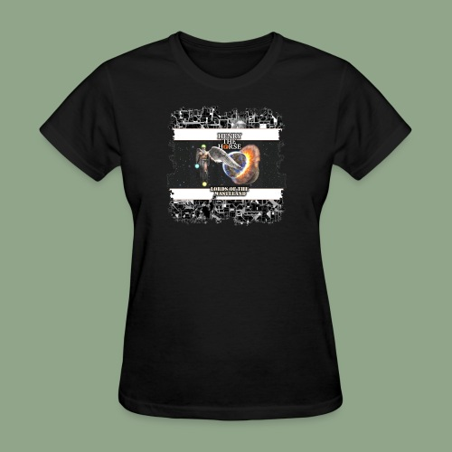 Henry the Horse Lords of the Wasteland 2 T Shirt - Women's T-Shirt