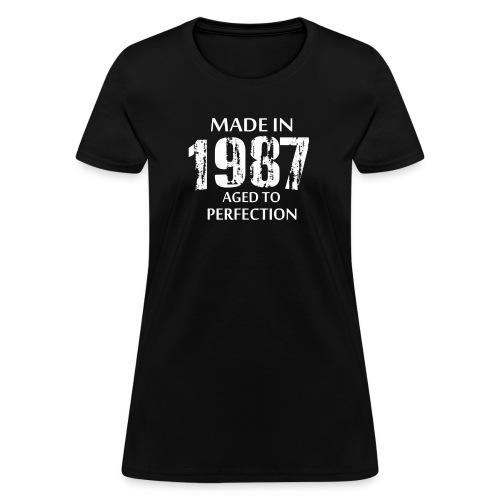 1987 - Women's T-Shirt
