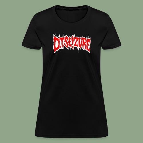 D.T. Seizure - Logo (shirt) - Women's T-Shirt