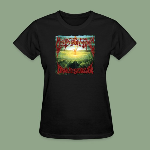 Clouds Taste Satanic - Dawn (shirt) - Women's T-Shirt