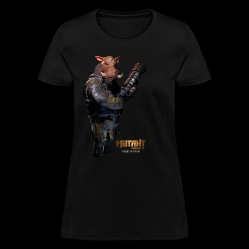 Mutant Year Zero Road to Eden - Women's T-Shirt