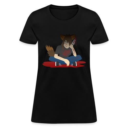 KR ASMR Murderer Kiba - Women's T-Shirt