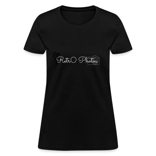 retr0 hoodie logo - Women's T-Shirt