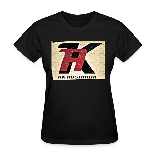 AK AUSTRALIA LADIES T-SHIRT - Women's T-Shirt