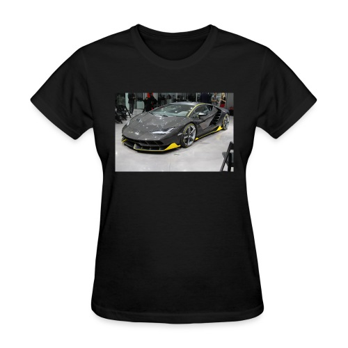 lambo shirt limeted - Women's T-Shirt