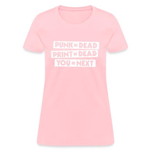 You = Next - Women's T-Shirt
