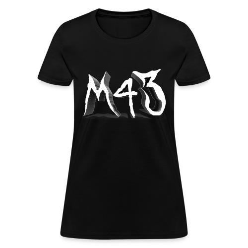 M43 Logo 2018 - Women's T-Shirt
