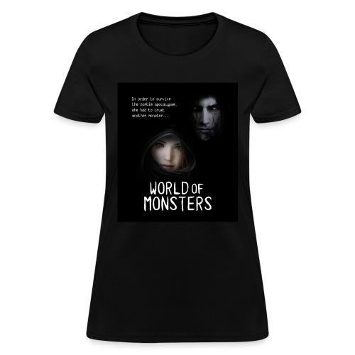 Monster-Big - Women's T-Shirt