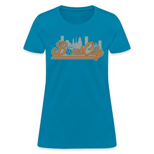 bombcity - Women's T-Shirt