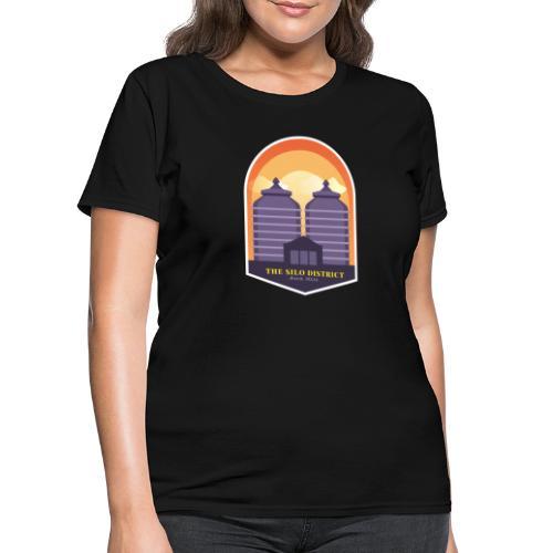 The Silos in Waco - Women's T-Shirt