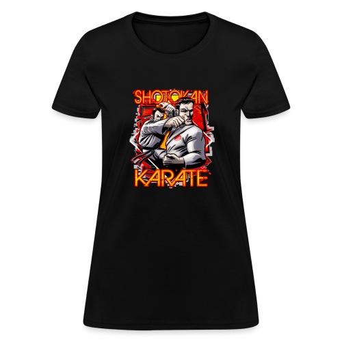 Shotokan Karate shirt - Women's T-Shirt