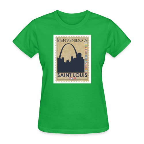 Bienvenido A Saint Louis - Women's T-Shirt
