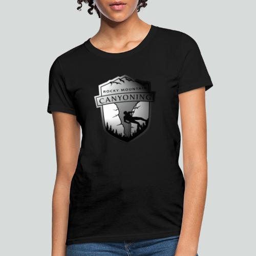 2TONE LOGO ONLY-on light front-1 sided - Women's T-Shirt