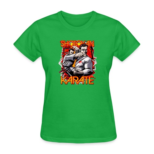 Shotokan Karate - Women's T-Shirt