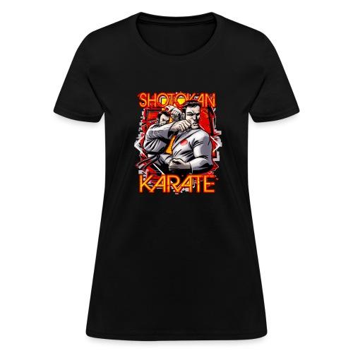 Shotokan Karate - Women's T-Shirt
