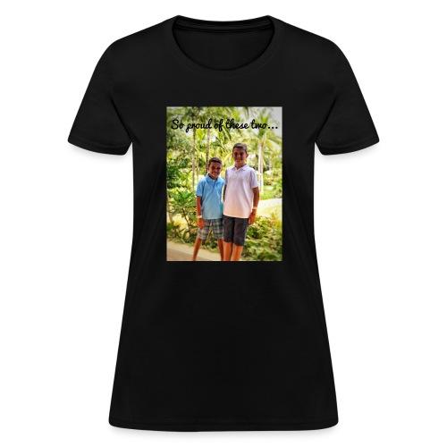 C5C24C73 BCA6 4ADD 95D9 E343AD2D28E4 - Women's T-Shirt