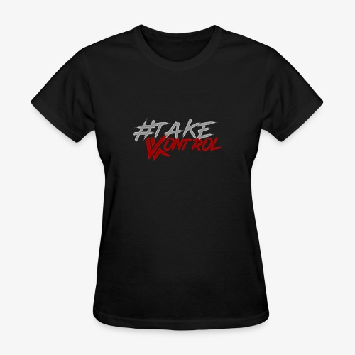 #TakeKontrol Logo - Women's T-Shirt