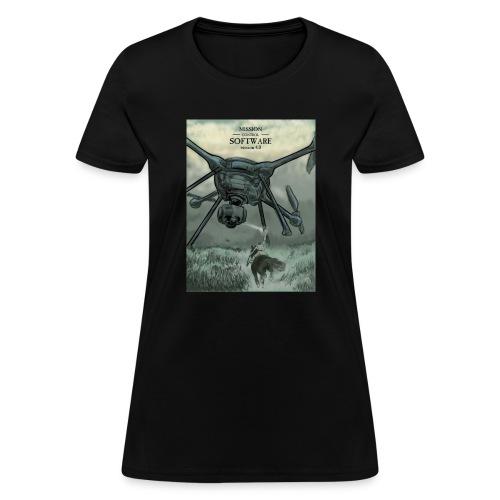 Shadow - Women's T-Shirt
