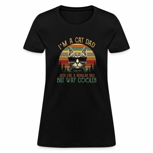 Cat lovers/Cat lover Art/Cat lover Clothing - Women's T-Shirt