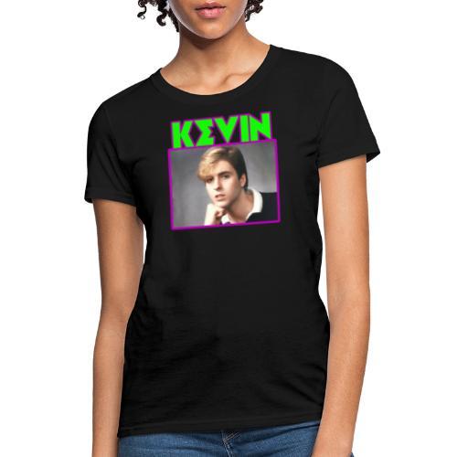 kevin shirt 1 - Women's T-Shirt