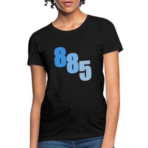 885 Blue - Women's T-Shirt