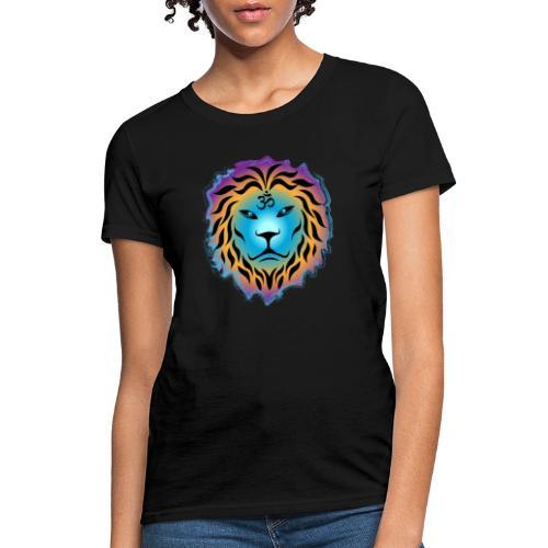 Zen Lion - Women's T-Shirt