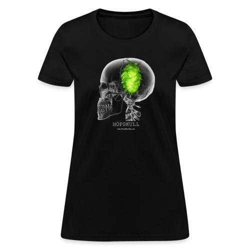 HOPSKULL Men's 3XL/4XL Hooded Sweatshirt - Women's T-Shirt