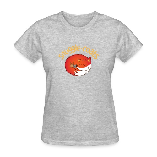 snugglecoats light png - Women's T-Shirt
