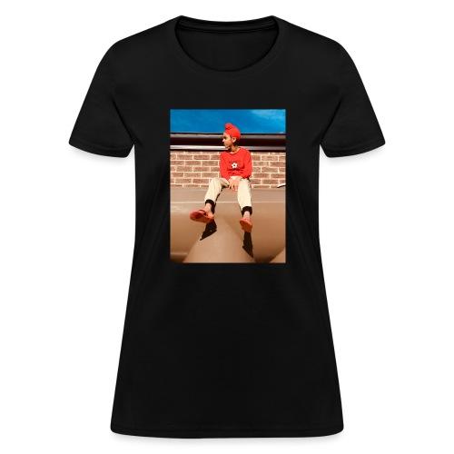 Flamin_Danger - Women's T-Shirt