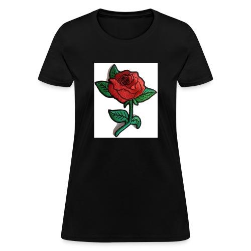 t-shirt roses clothing🌷 - Women's T-Shirt