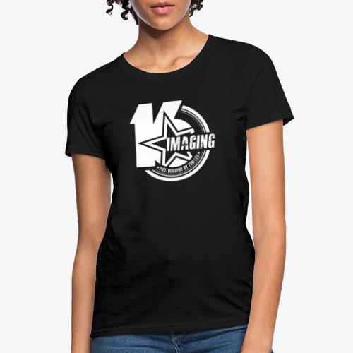 16IMAGING Badge White - Women's T-Shirt