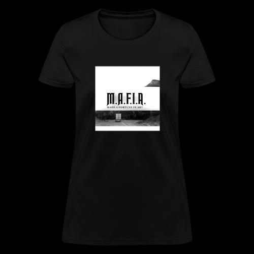 Road to Success(Mafia) - Women's T-Shirt
