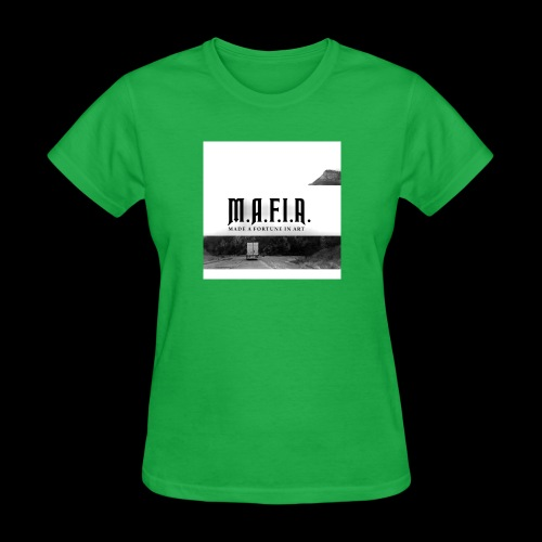Road to Success(Mafia) - Women's T-Shirt